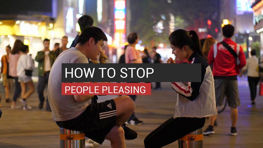 How To Stop People Pleasing