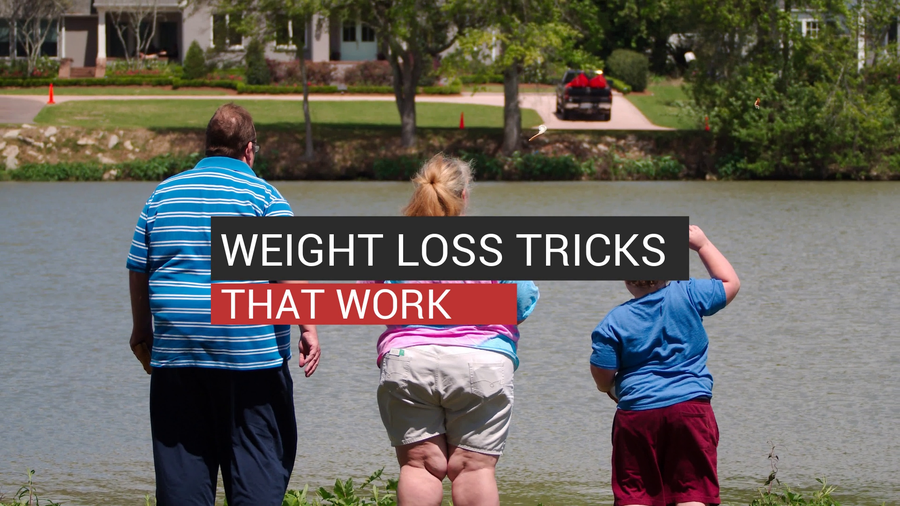 Weight Loss Tricks That Work