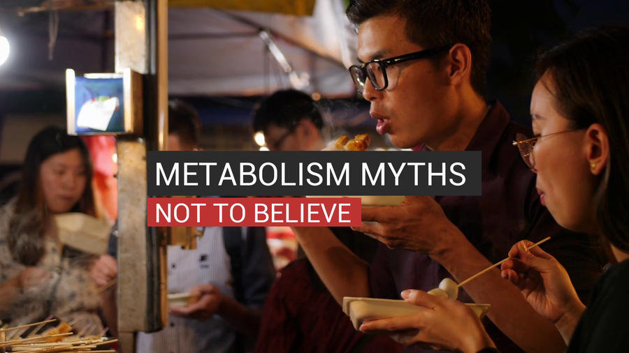 Metabolism Myths Not To Believe