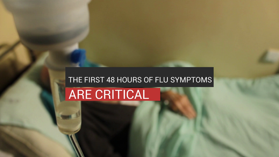 The First 48 Hours Of Flu Symptoms Are Critical