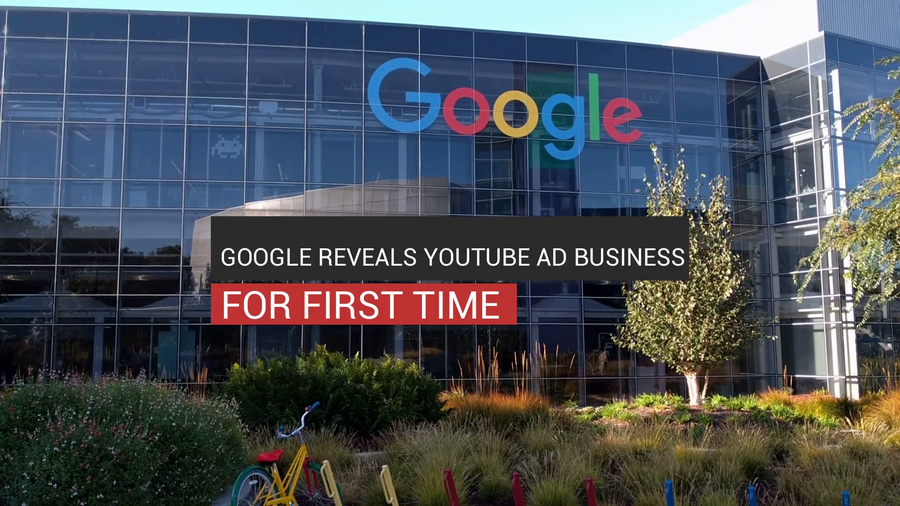 Google Reveals Youtube Ad Business For First Time