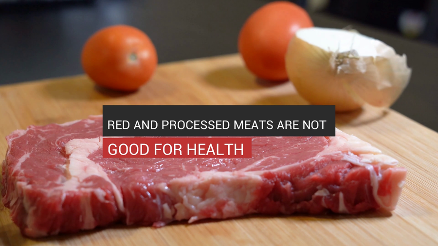 Red And Processed Meats Are Not Good For Health