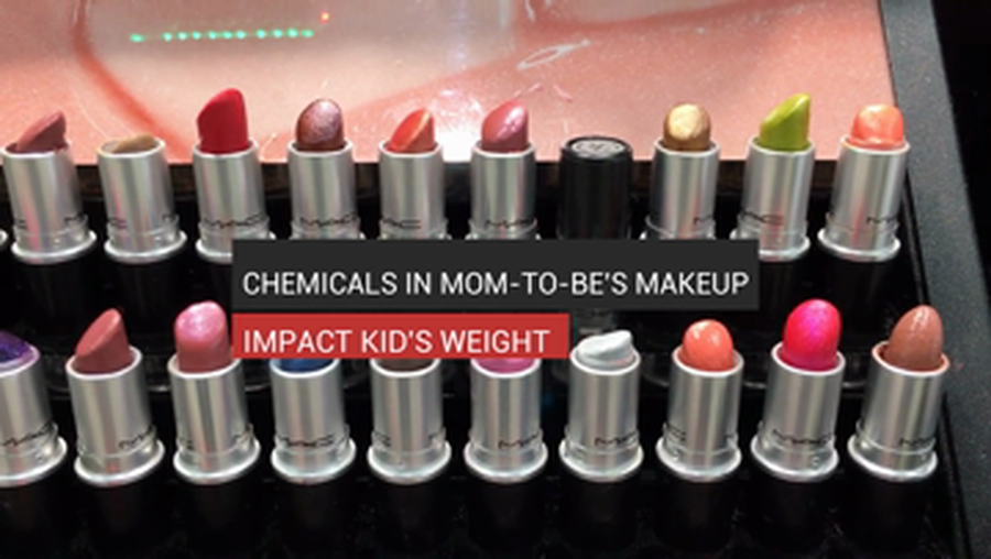 Mom-To-Be's Makeup Can Impact Kid's Weight