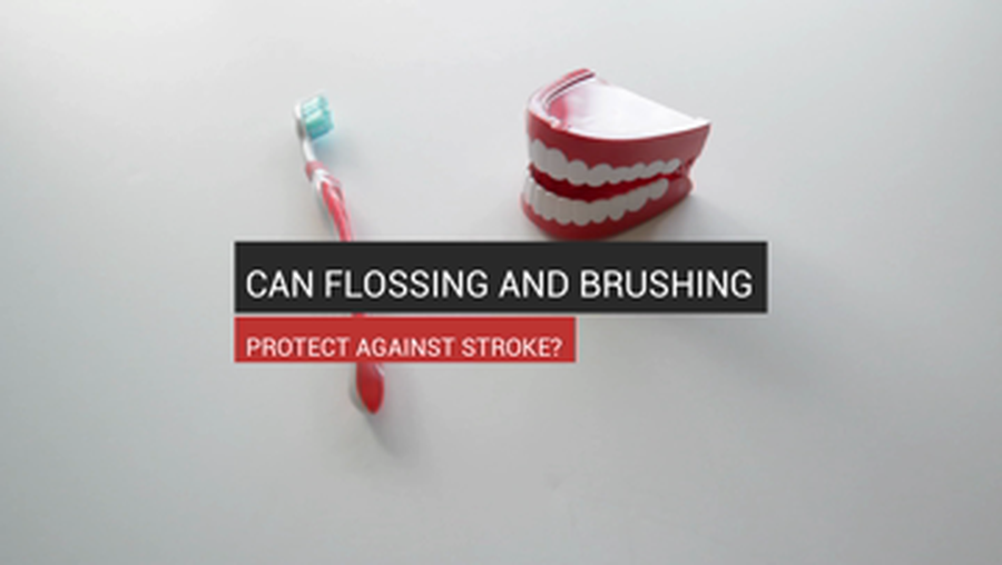 Can Flossing And Brushing Protect Against Stroke