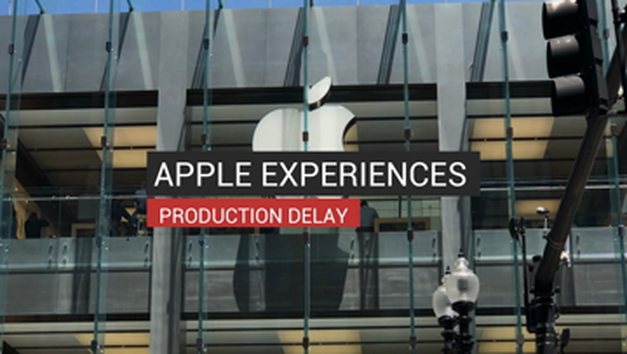 Apple Experiences Production Delay