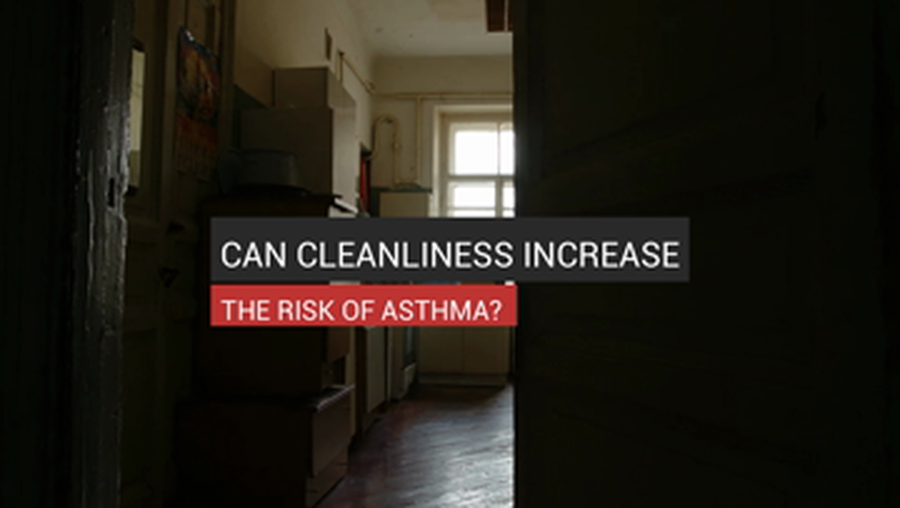 Can Cleanliness Increase The Risk Of Asthma?
