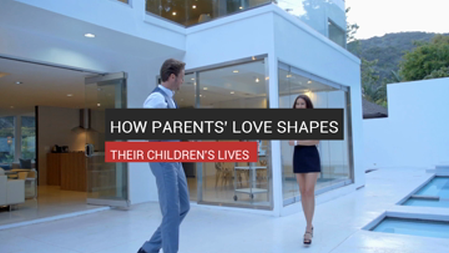 How Parents' Love Shapes Their Children's Lives