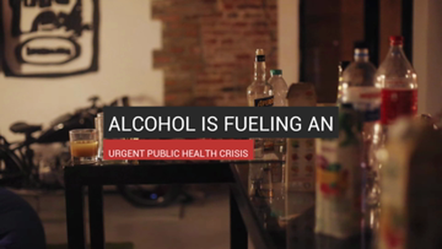 Alcohol Is Fueling An Urgent Public Health Crisis