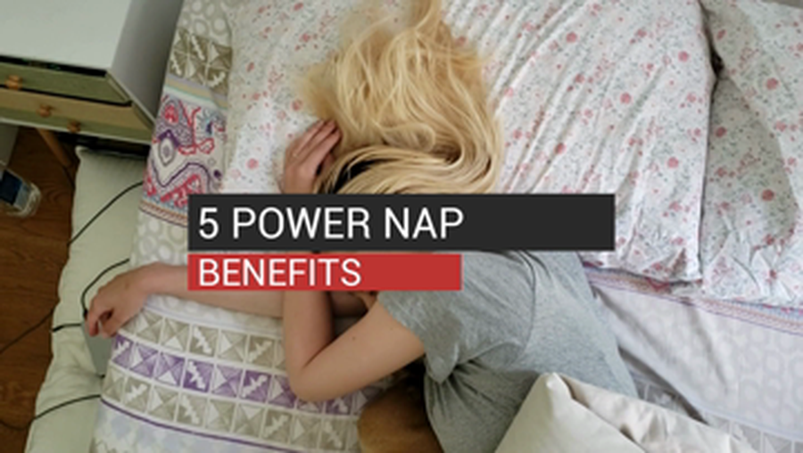 5 Power Nap Benefits
