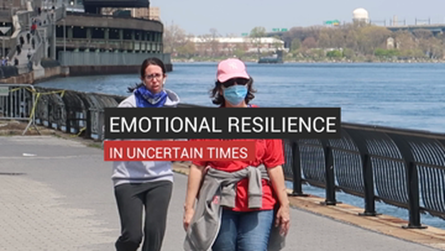 Emotional Resilience In Uncertain Times