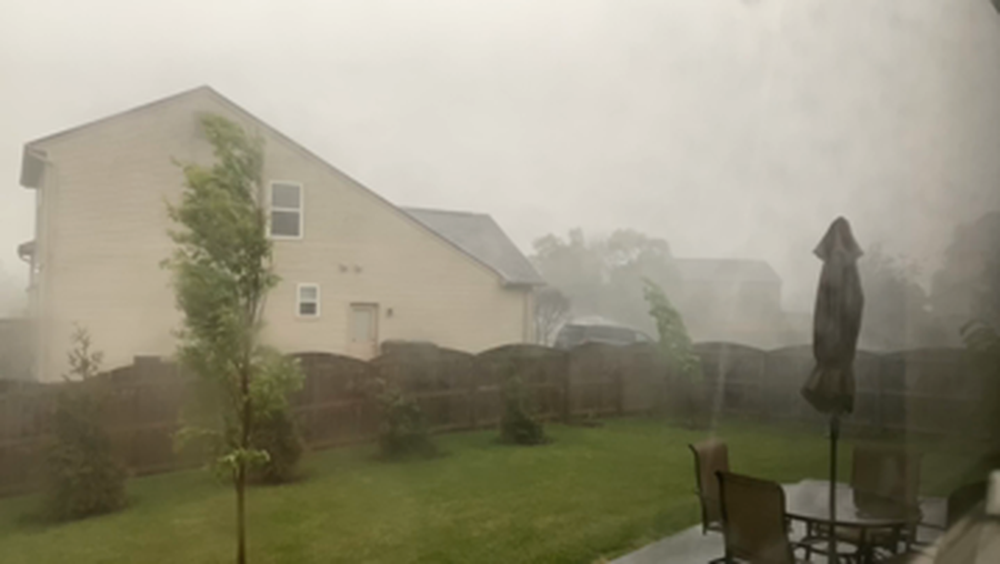 Severe Thunderstorm Winds