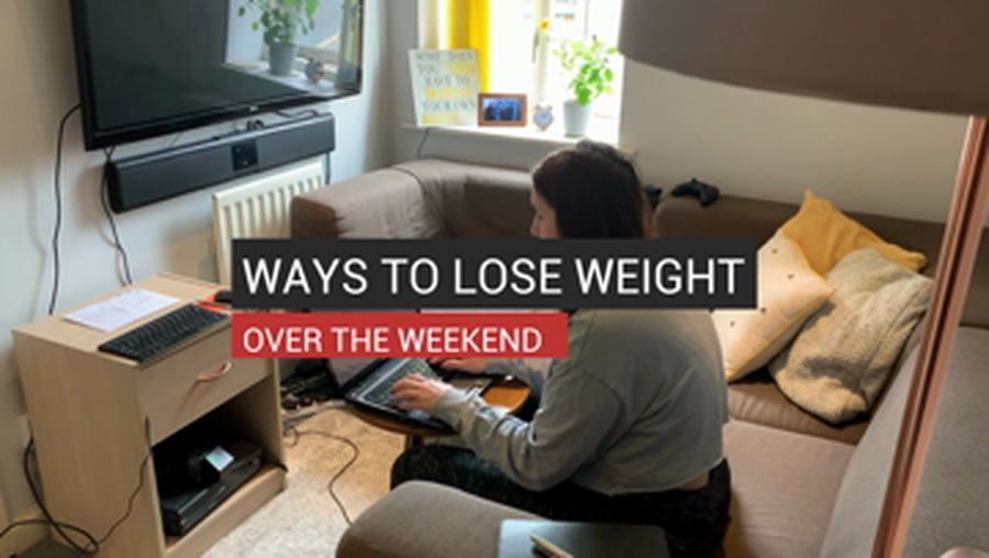 Ways to Lose Weight Over the Weekend