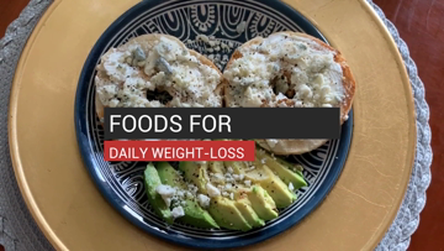 Foods for Daily Weight-loss
