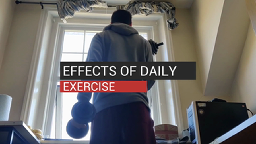 Effects of Daily Exercise