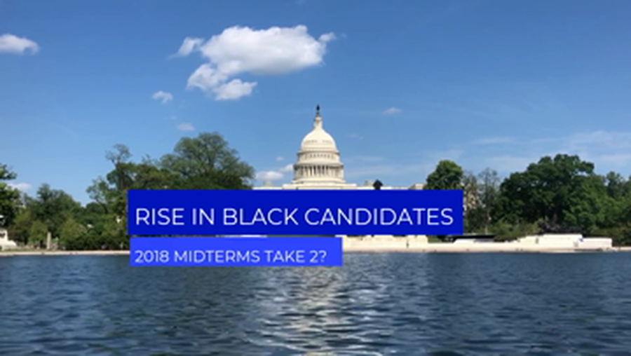 Rise in Black Candidates: 2018 Midterms Take Two?