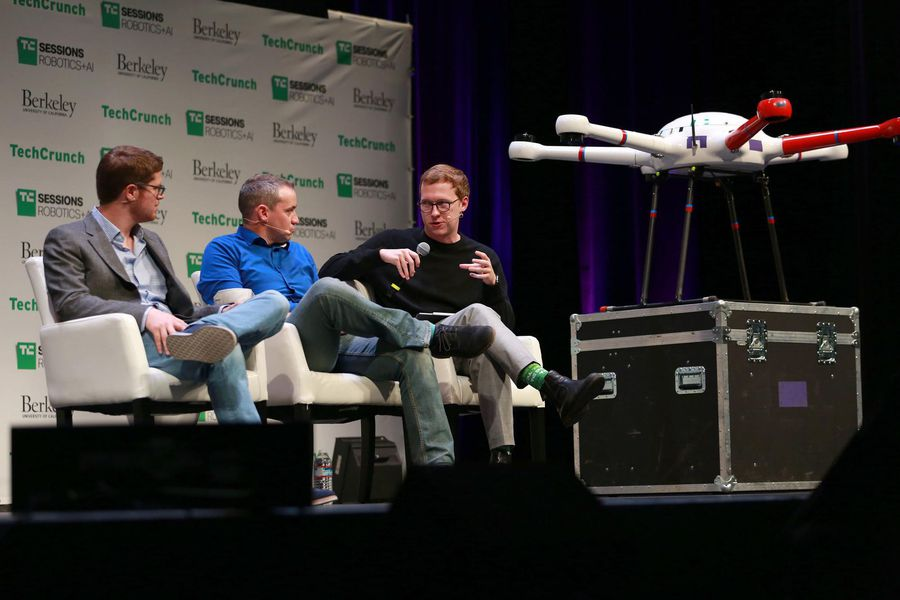 Putting Drones to Work with Grant Canary (Droneseed) and Arnaud Thiercelin (DJI)