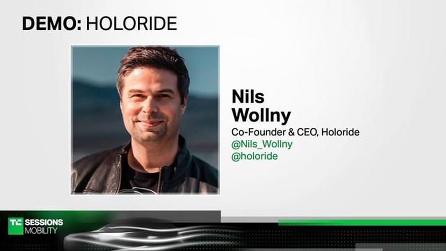 DEMO with Nils Wollny (Holoride)