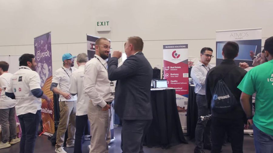 Why Exhibit in Startup Alley at Disrupt?