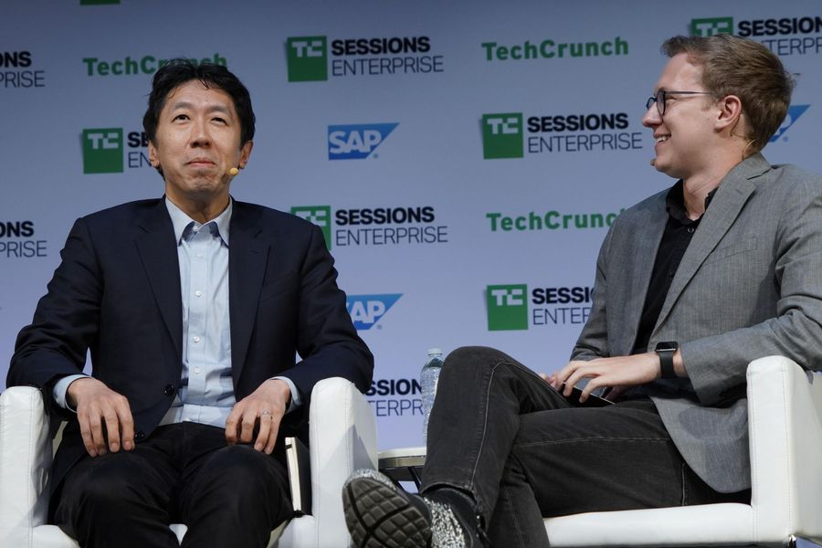 Fireside Chat with Andrew Ng (Landing AI)