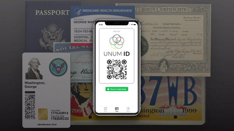 Unum ID is a blockchain based single identity platform