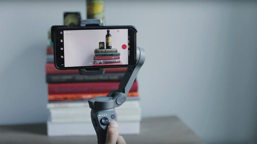 Hands-on with DJI's Osmo Mobile 3