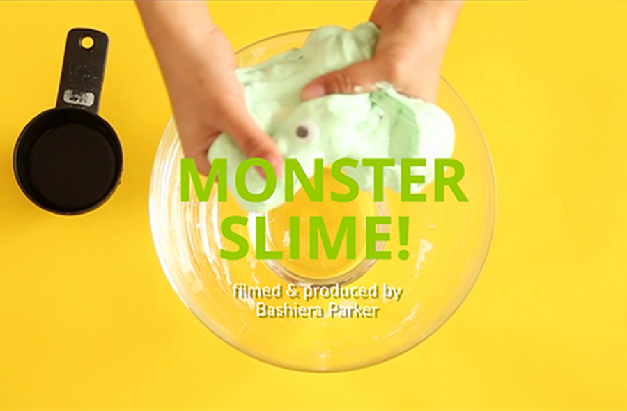WATCH: How to make monster slime for Halloween