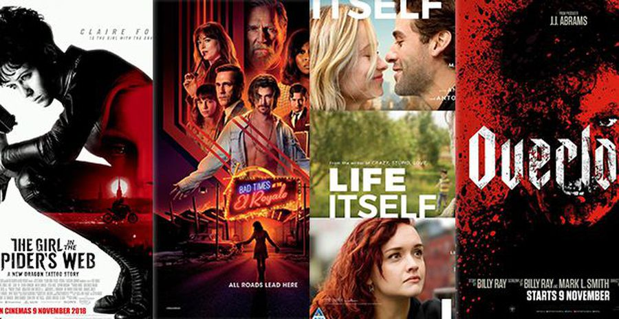 The 4 new films in SA cinemas reviewed