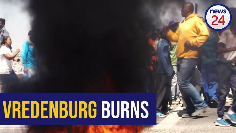 WATCH: 'We have nothing' - Vredenburg residents demand better service delivery