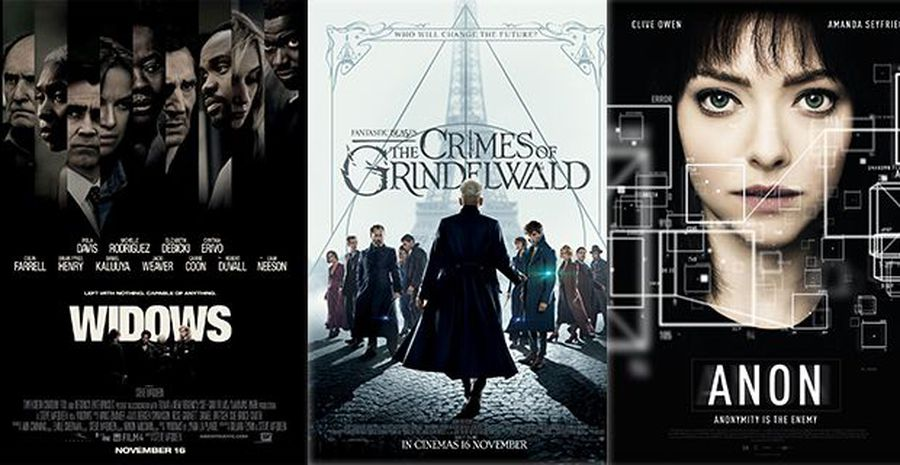 3 new movies in SA cinemas this weekend
