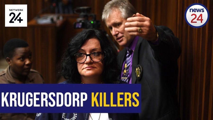 WATCH LIVE: Krugersdorp killings | Marinda Steyn back on the stand