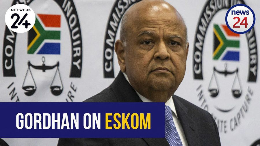 WATCH: Pravin Gordhan briefs South Africa on state of Eskom