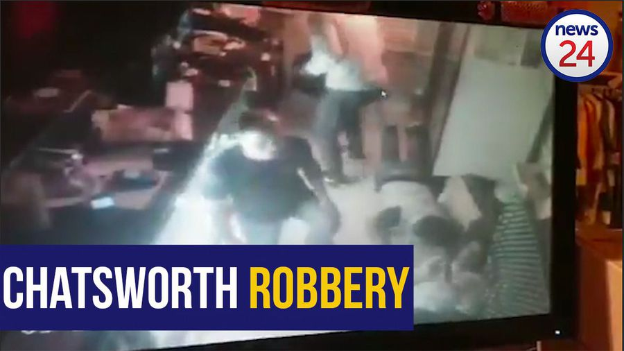 WATCH: CCTV footage of brazen robbery at Durban curry restaurant