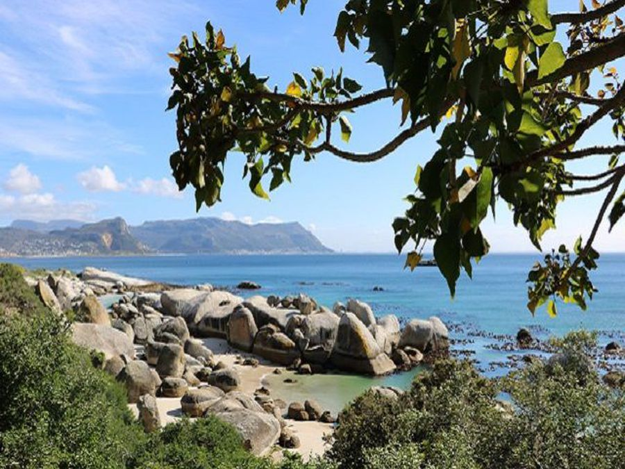 Boulders Beach - Home of the African Penguin