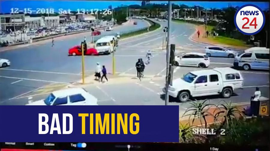 WATCH: Taxi collision leaves 1 dead in Ballito