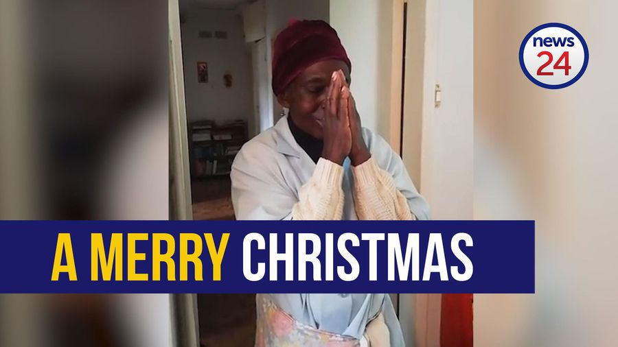 WATCH: R 58K donation helps 69-year-old granny build her dream home