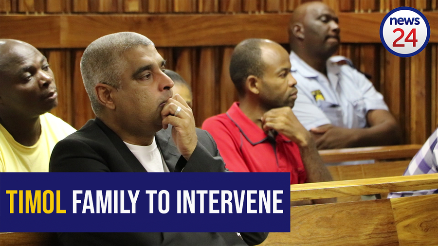 WATCH: Timol family allowed to intervene in Rodrigues stay of prosecution bid