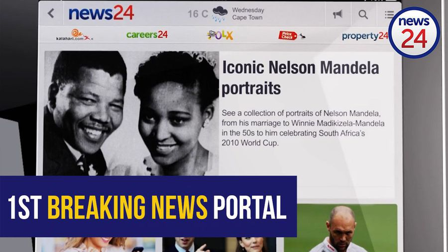 WATCH: The journey of News24 over the past 20 years.