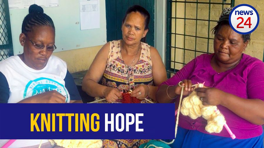WATCH: Fighting unemployment and creating hope one stitch at a time