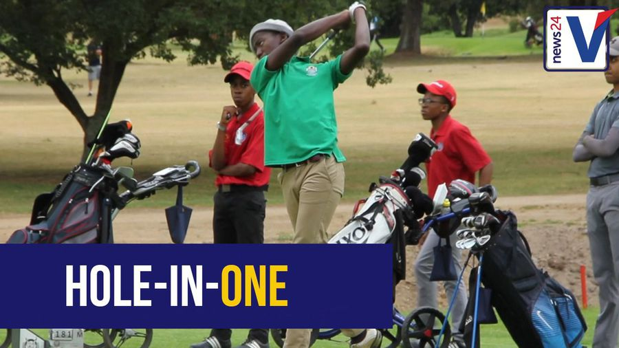 WATCH: Putting to Victory - Soweto's young golfers thrive against the odds