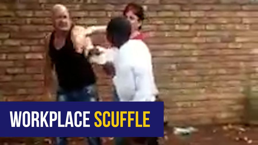 WATCH: Police investigate assault at Pretoria pub after owner and employee exchange blows