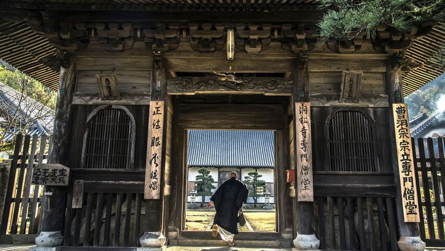 The Temples of Japan