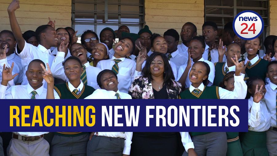 From 54% to 94%: Vaal school starts new year on a high as one of Gauteng's most improved schools