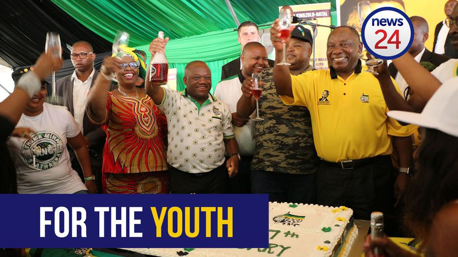 WATCH: Praise and admonishment for ANCYL from Ramaphosa