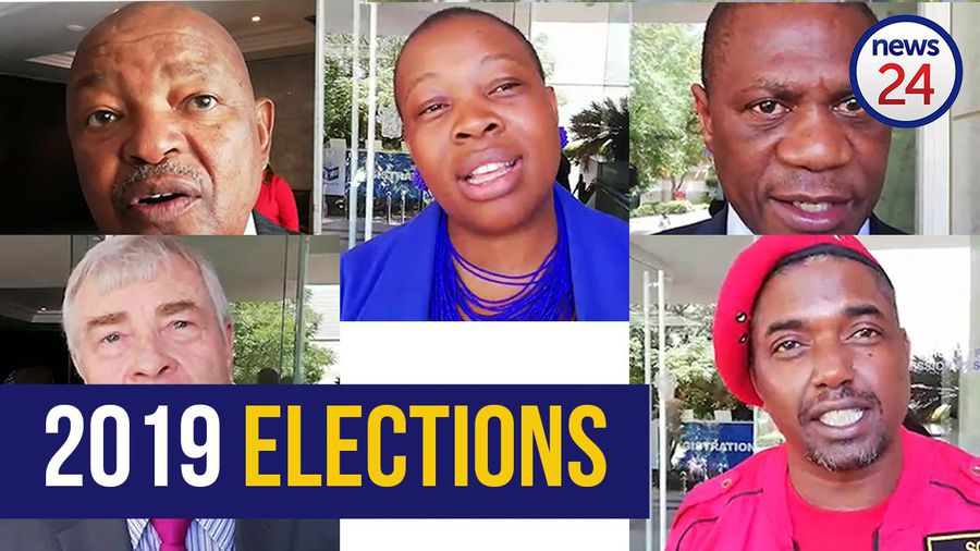 WATCH: Political parties say they are ready for the coming elections