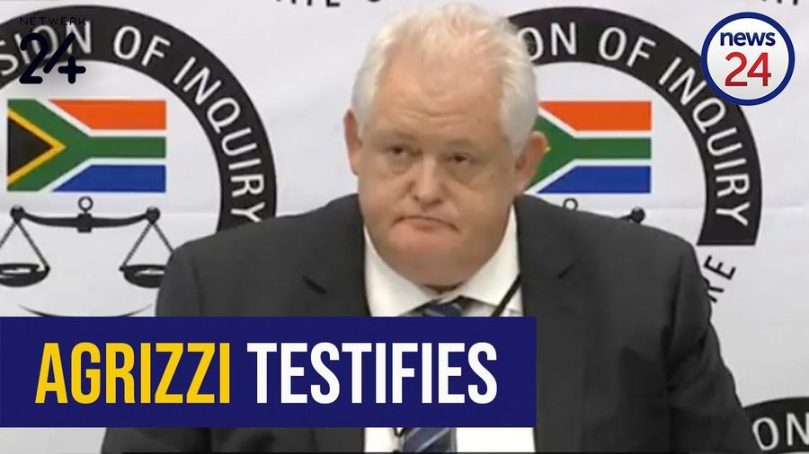 WATCH | 'Every single contract was tainted with bribes' - Agrizzi testifies #StateCaptureInquiry