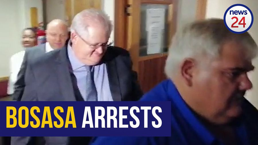 WATCH: Agrizzi, van Tonder and Gillingham appear in dock