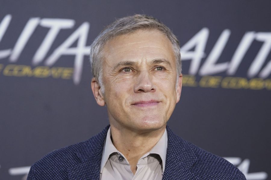 Christoph Waltz on his role in Alita: Battle Angel