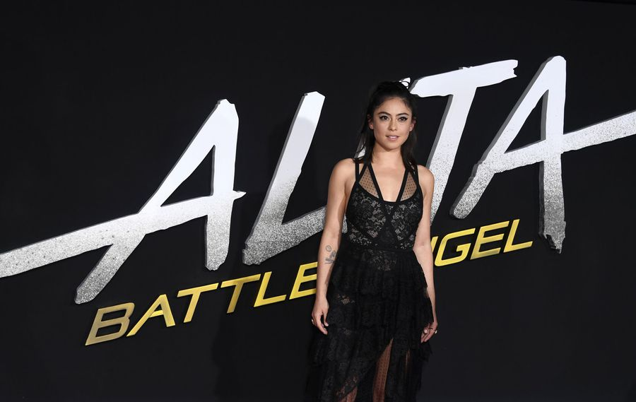 Rosa Salazar: Playing Alita was physical on many levels