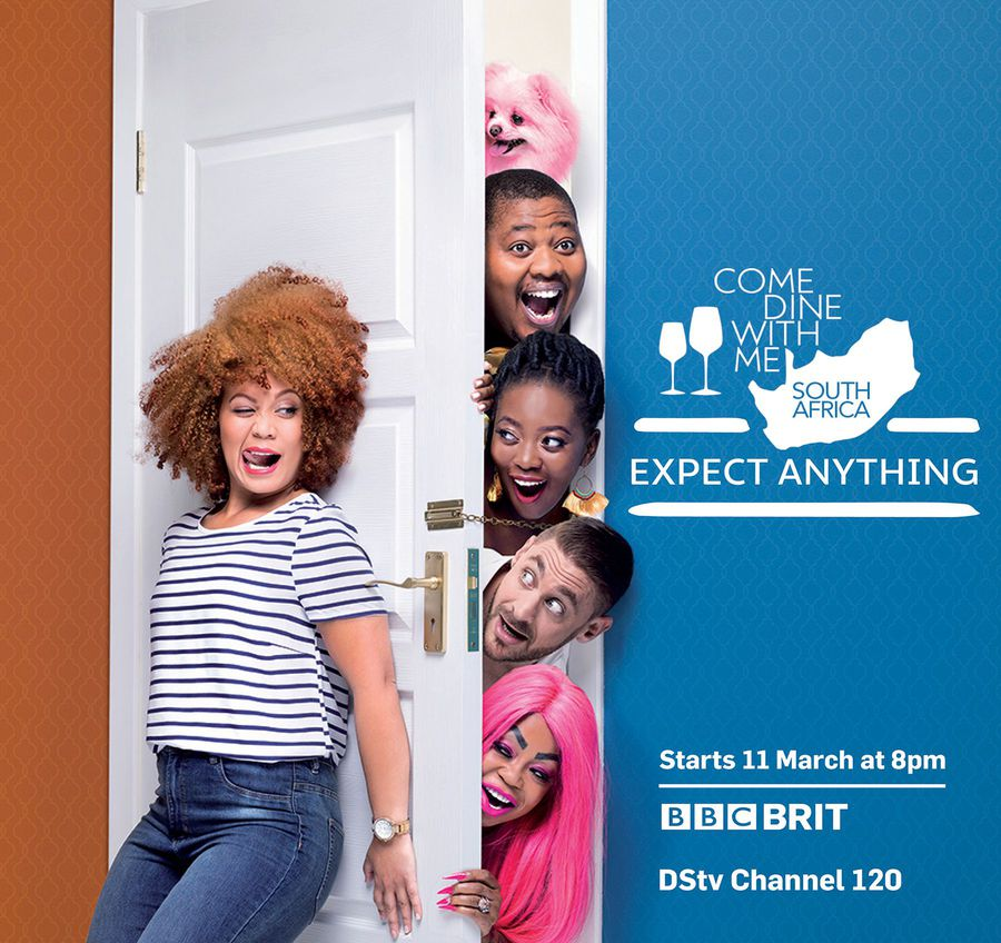 Come Dine with Me SA is back!