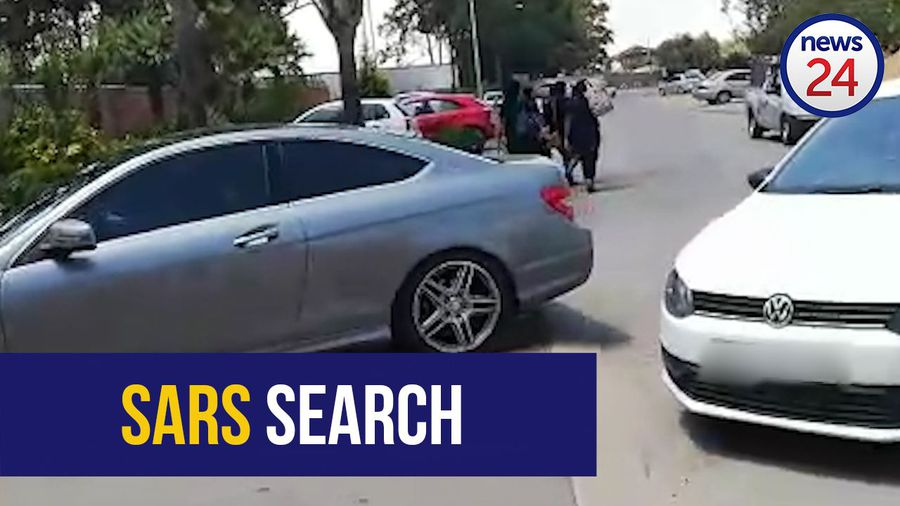 WATCH: SARS swoops on Bosasa